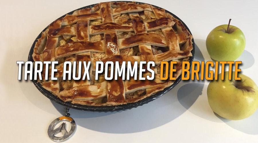 Overwatch : La tarte aux pommes de Brigitte
