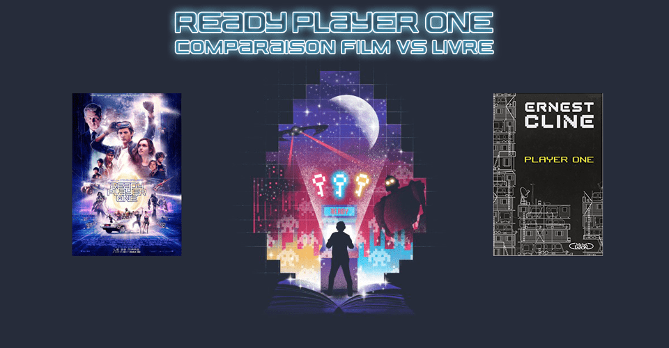 Ready Player One Film vs Livre
