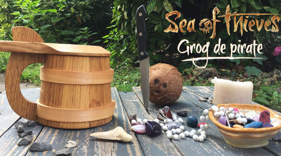 Sea of Thieves : Grog de pirate