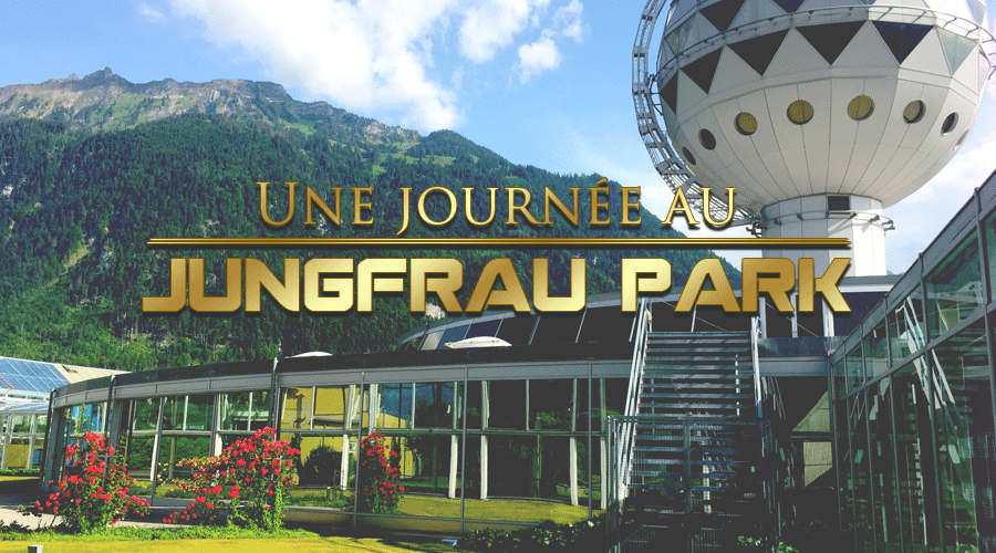 Une journée au Jungfrau Park d'Erich von Daniken