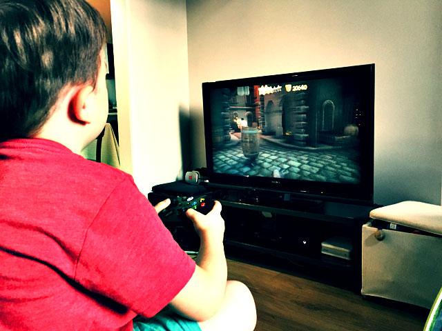 Wyatt test jeux vidéo