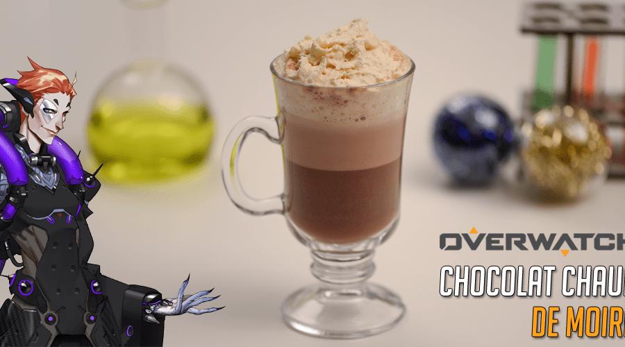 Overwatch : le chocolat chaud irlandais de Moira