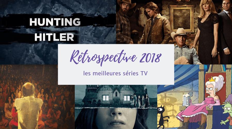 Les meilleures séries TV en 2018