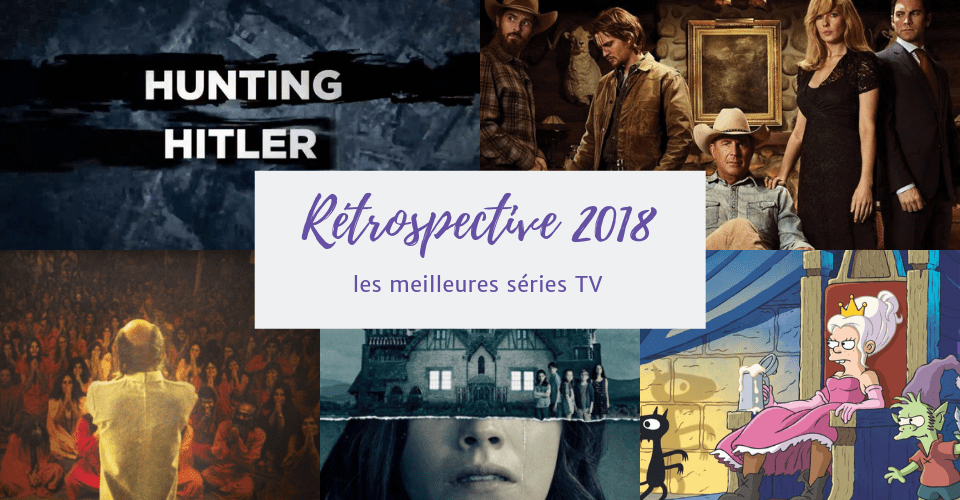 Top séries TV en 2018