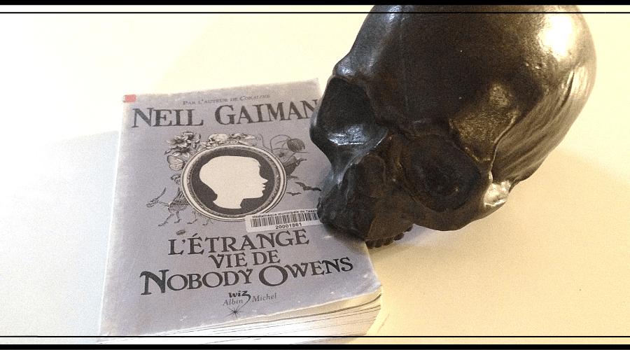 L'Étrange Vie de Nobody Owens – histoire de fantômes