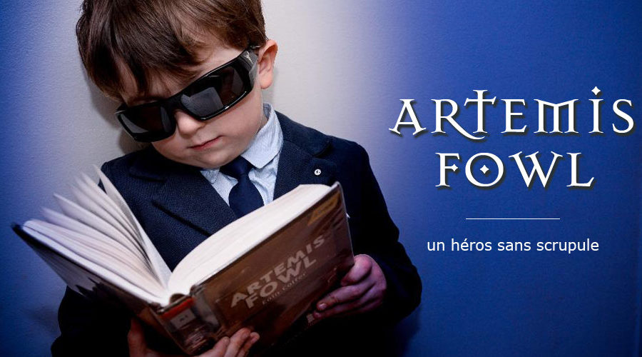 Artemis Fowl – héros sans scrupule