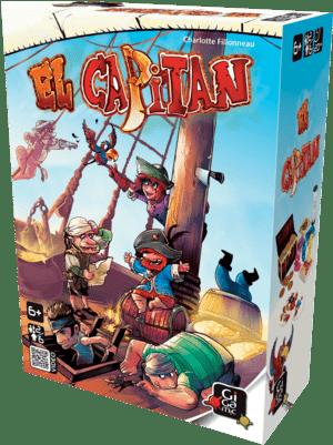 jeux de société de pirates pour enfants