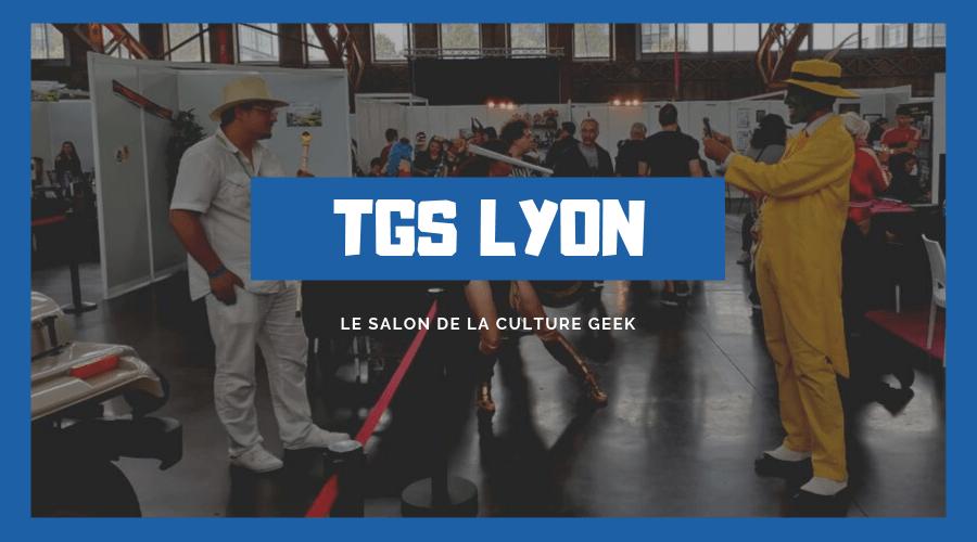 TGS Lyon Anime Game Show