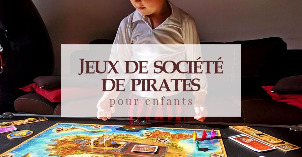 Jeux de société de pirates