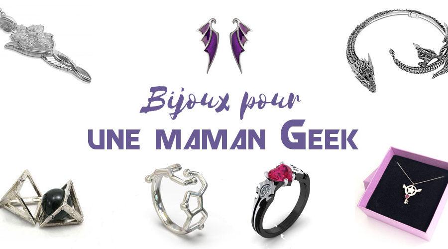 Trouver des bijoux pour une maman geek