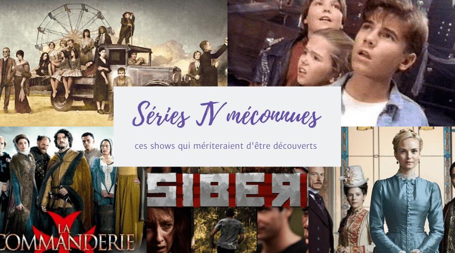 Ces séries TV méconnues que vous devez regarder