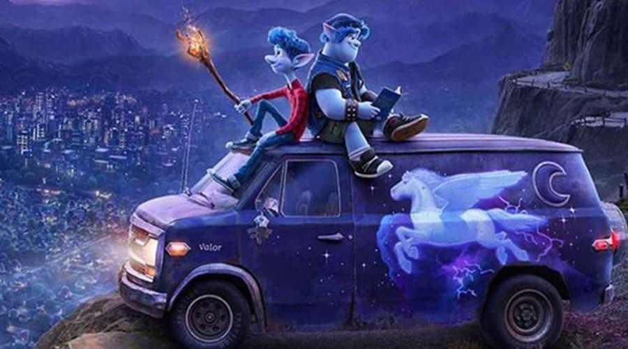 Pixar nous a ensorcelé avec En Avant