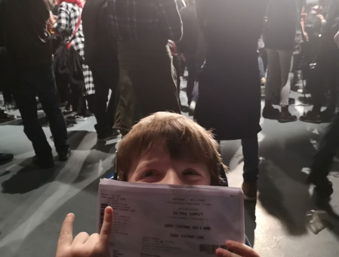 Concert Ultra Vomit