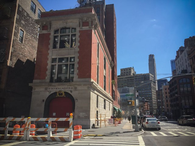 GhostBusters HQ