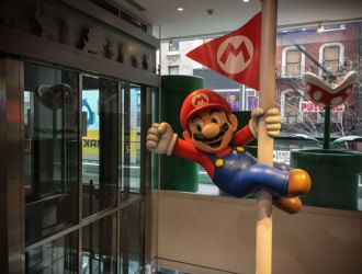 Nintendo New York