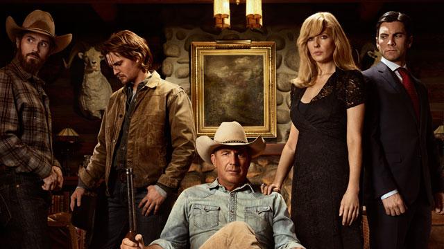 Yellowstone - Famille Dutton