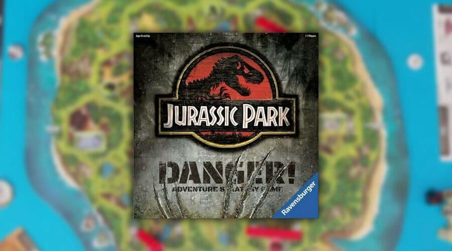 Bienvenue à Jurassic Park Danger!