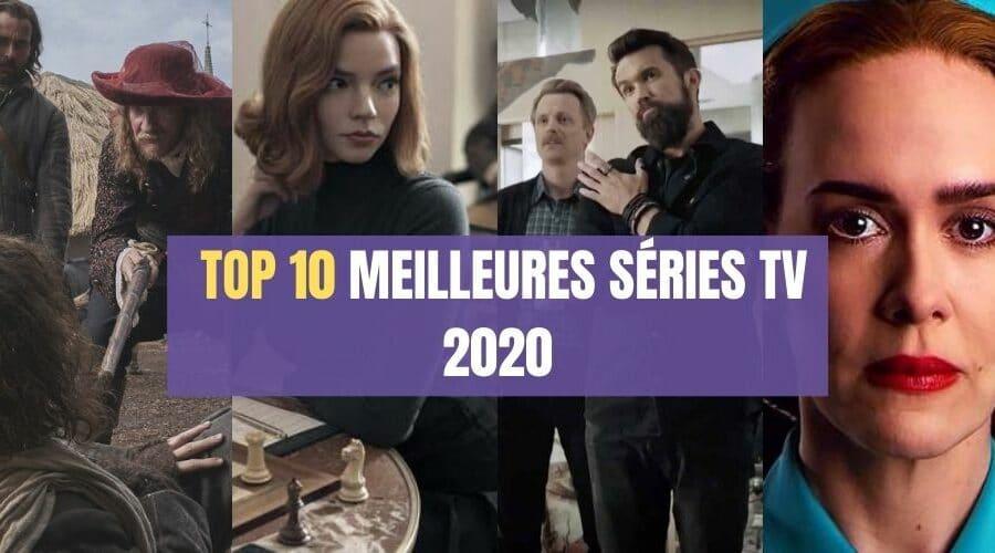 Les 10 séries TV 2020 qu'on a adorées