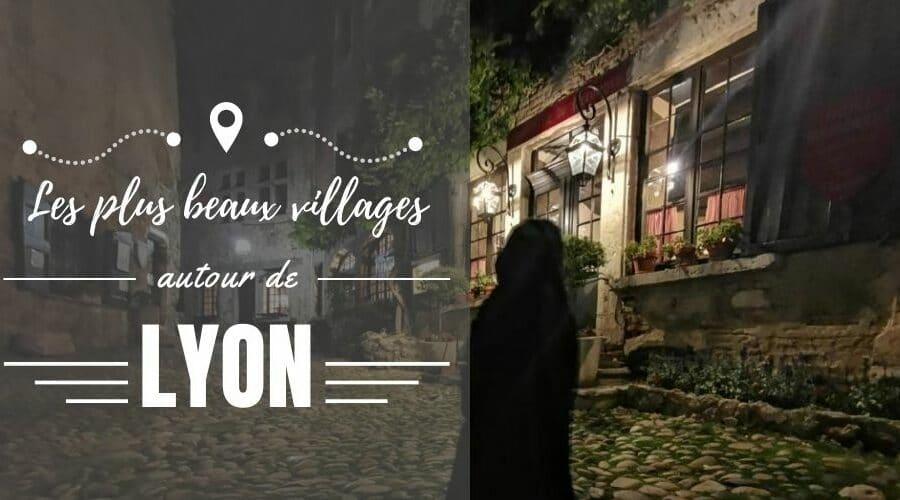 Les plus beaux villages autour de Lyon