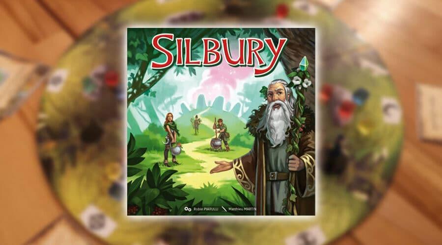 Silbury, jeu de société pour druides sans foi ni loi
