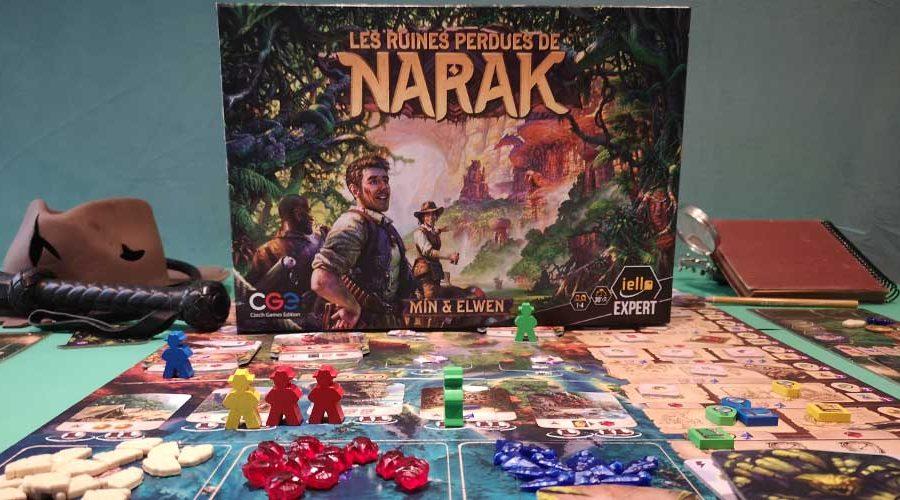 Les ruines perdues de Narak, jeu de l'année ?