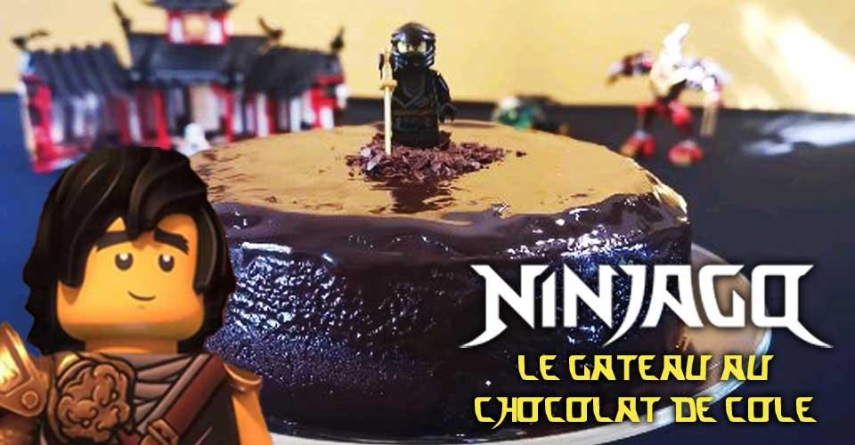 Le gâteau au chocolat de Cole