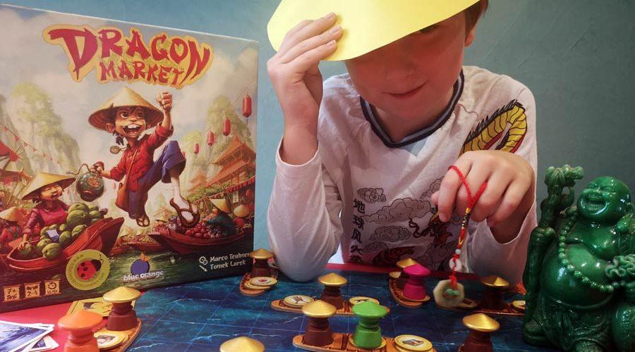 Dragon Market – es-tu prêt petit scarabée ?