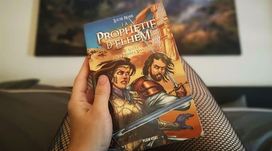 Le Secret des Pierres Vivantes & La Prophétie d'Elhem