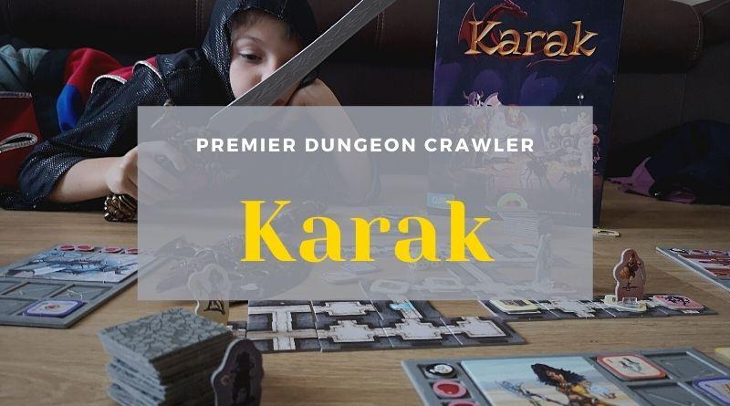 Karak premier dungeon crawler